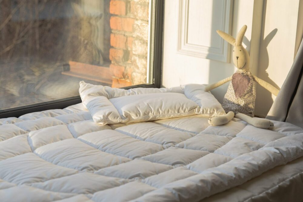 Шелковое одеяло BABY SILK COСOОN