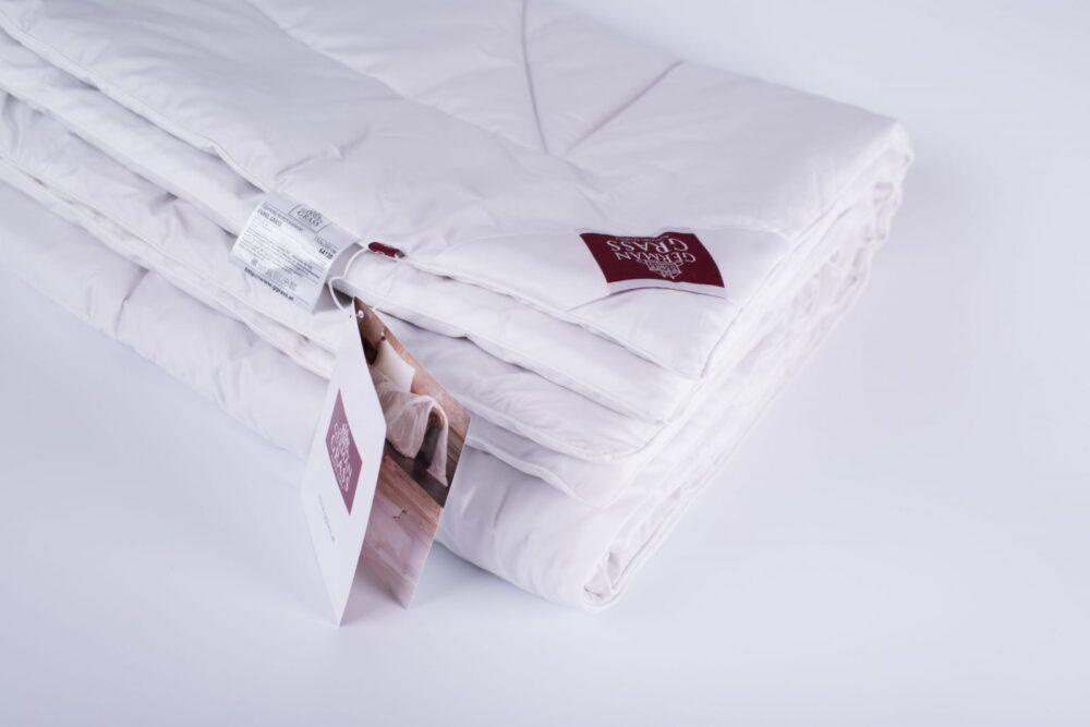 Шерстяное одеяло CAMEL WOOL GRASS