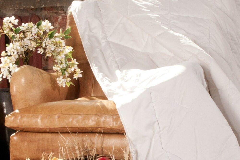 Шерстяное одеяло MERINO WOOL GRASS