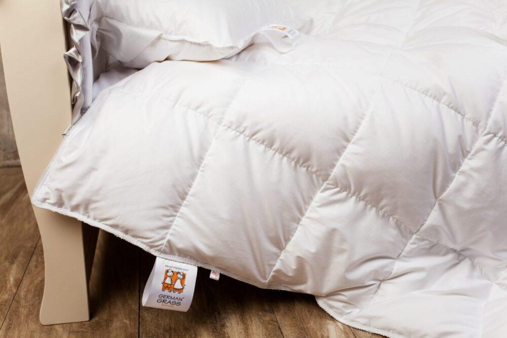 Пуховое одеяло BABY SNOW GRASS