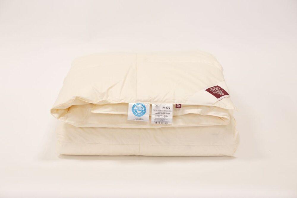 Пуховое одеяло ORGANIC DOWN GRASS