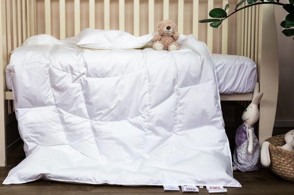Пуховое одеяло BABY ANGEL GRASS