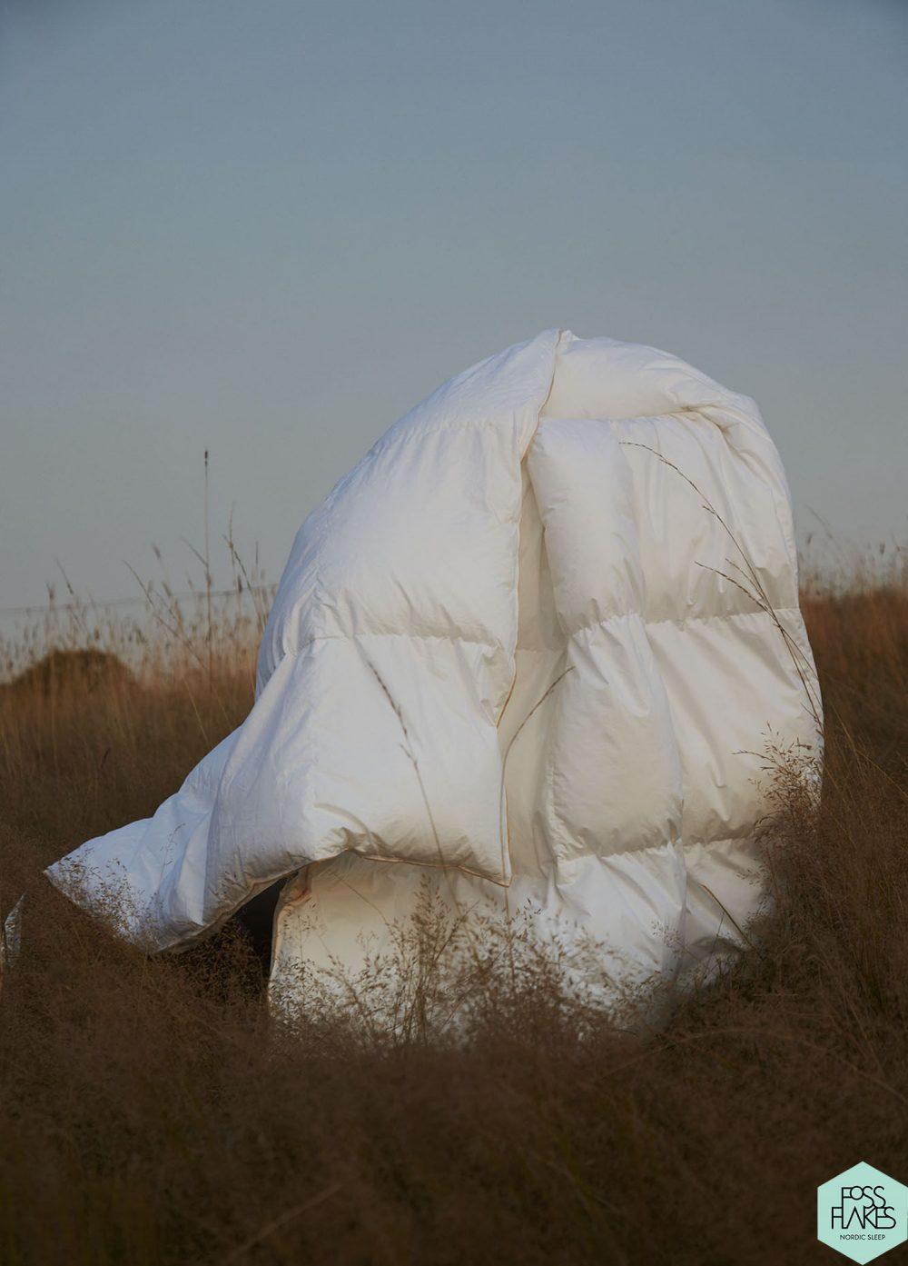 Одеяло теплое FOSSFLAKES AUTUMN (Дания)