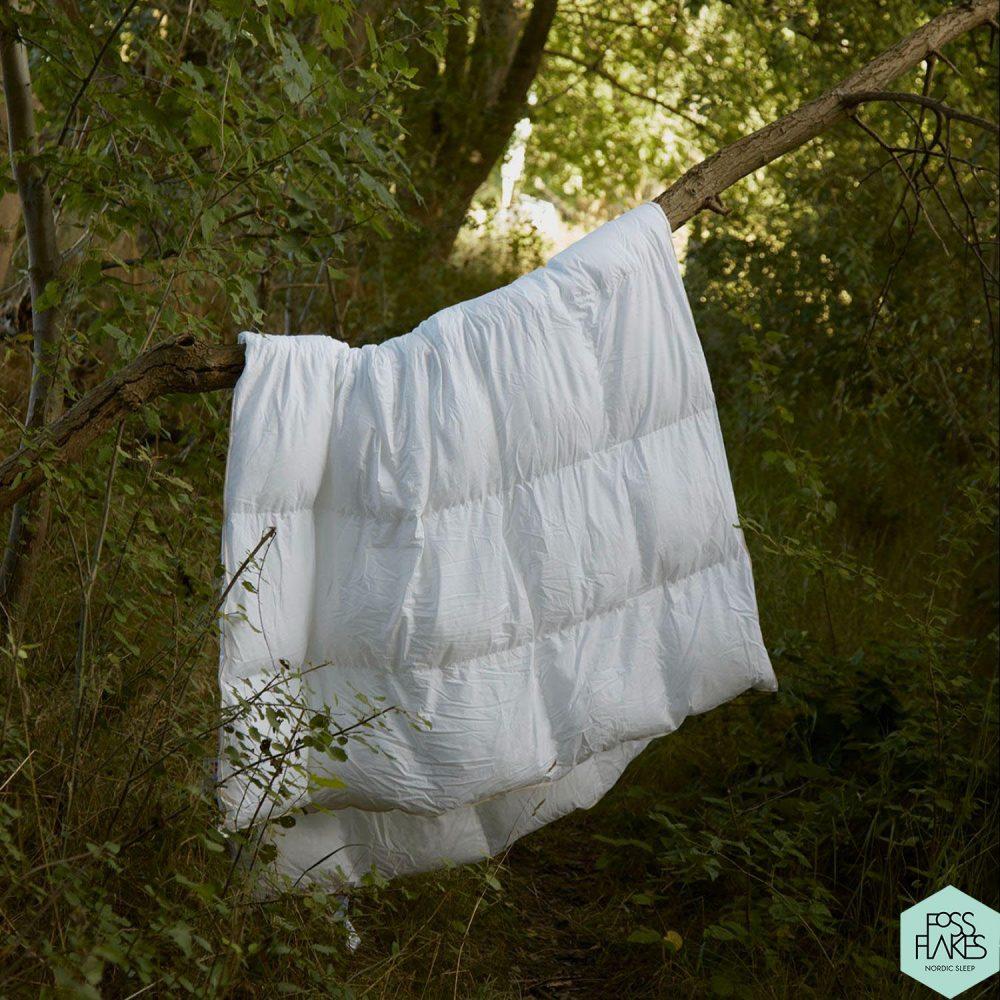 Одеяло легкое FOSSFLAKES SUMMER (Дания)